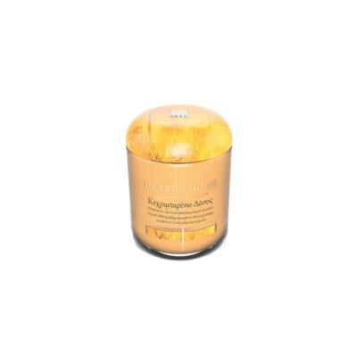 Αρωματικό κερί μεγάλο Κεχριμπαρένιο Δάσος (275000319)