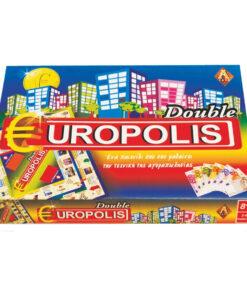 Argy Toys Europolis Double