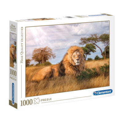 The King - 1000 pcs - High Quality Collection