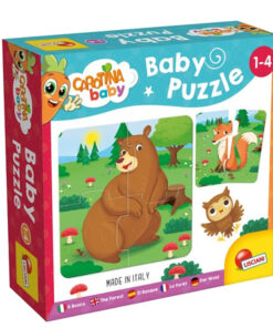 baby puzzle bearr
