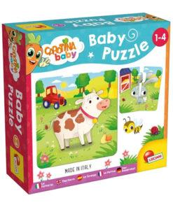 baby puzzle carotina