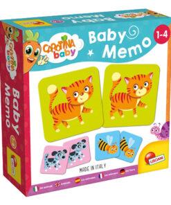 cat baby memo